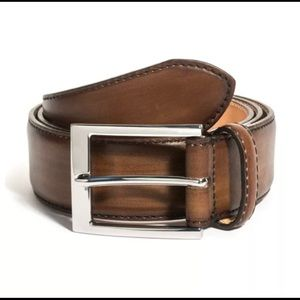 SOLD To Boot New York Mens Adam Derrick Leather